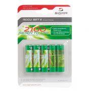 baterie tužková SIGMA NI-MH 5ks dobíjecí