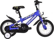 """12"""" dětské kolo Maxbike modré"""