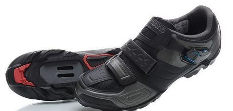 SHIMANO MTB obuv SH-M089L, černé, vel. 52