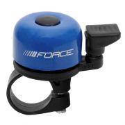 zvonek F MINI Fe/plast 22,2mm paličkový, modrý FORCE