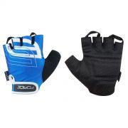 rukavice FORCE SPORT, tmavě modré XL