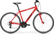 CROSSWAY 10-V Matt Red(White/Black) 52CM